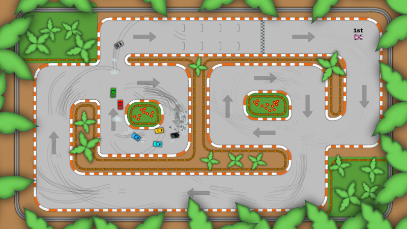 Total Arcade Racing Xbox One Nintendo Switch PC